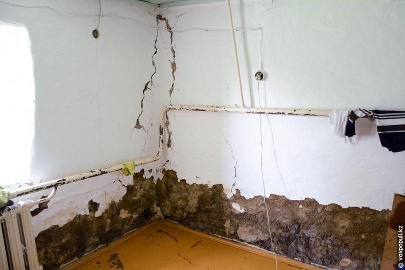 просушить квартиру после затопления