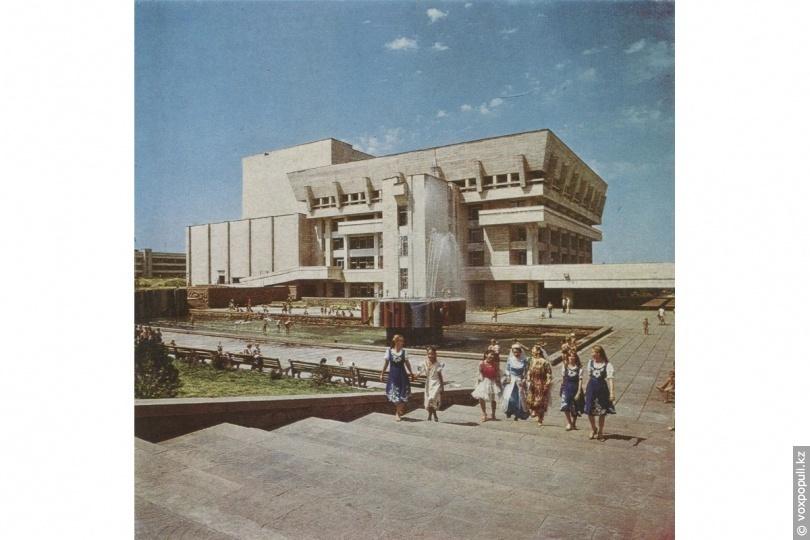 Дворец культуры АХБК