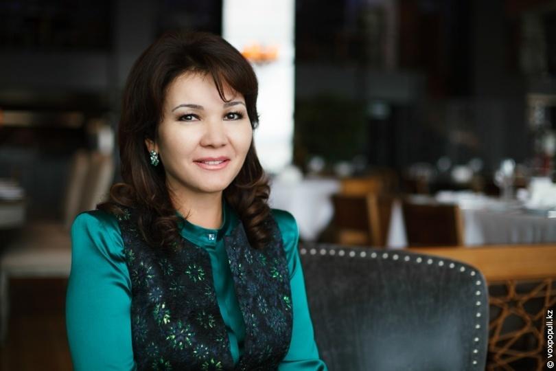 Умут Шаяхметова: «Чтобы возглавить банк, надо много работать» | VOXPOPULI