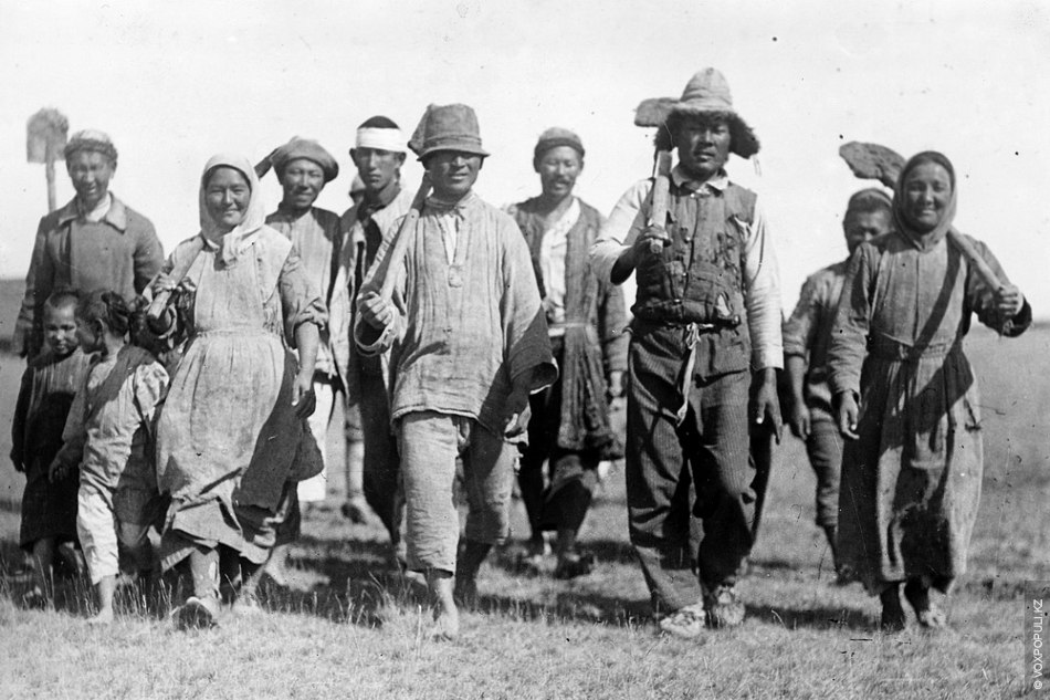 Хранитель истории казахского народа