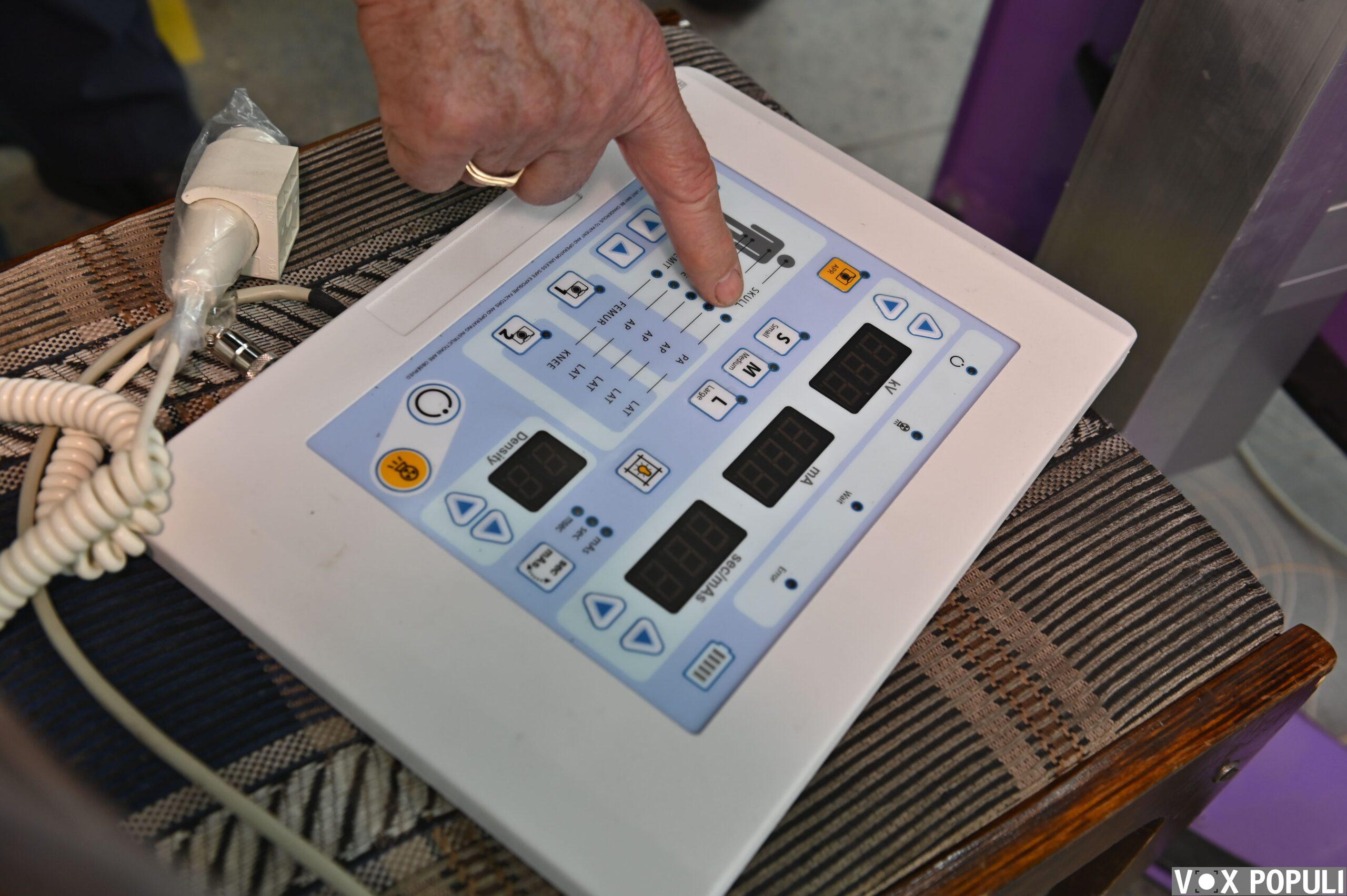 производство рентгенаппаратов